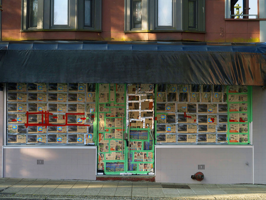 Closure, 2012