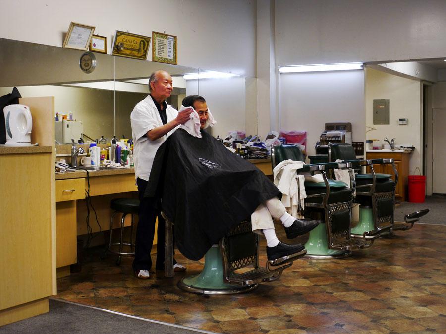 New Shanghai Barbers, 2013